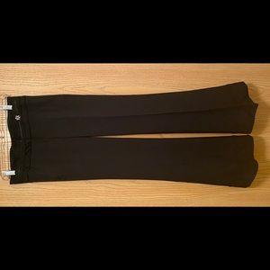 Black BEBE Wide Leg Pants